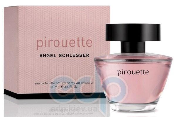 Angel Schlesser Pirouette - туалетная вода - 50 ml