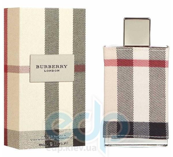 Burberry London Fabric - парфюмированная вода - 100 ml