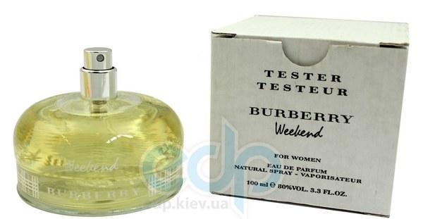 Burberry Weekend for women - туалетная вода - 100 ml TESTER