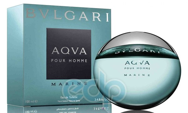 Bvlgari Aqva Pour Homme Marine - туалетная вода -  mini 5 ml
