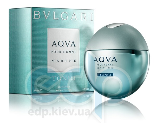 Bvlgari Aqva Pour Homme Marine Toniq - туалетная вода - 100 ml