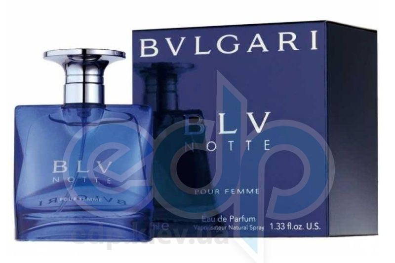 Bvlgari BLV Notte Pour Femme - парфюмированная вода - 40 ml