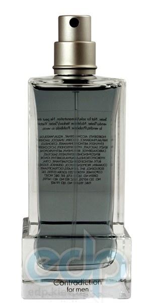 Calvin Klein Contradiction For Men - туалетная вода - 100 ml TESTER