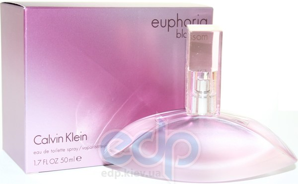 Calvin Klein Euphoria Blossom - туалетная вода - 30 ml