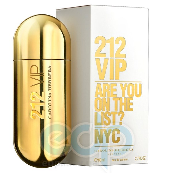 Carolina Herrera 212 VIP - парфюмированная вода -  пробник (виалка) 1.5 ml