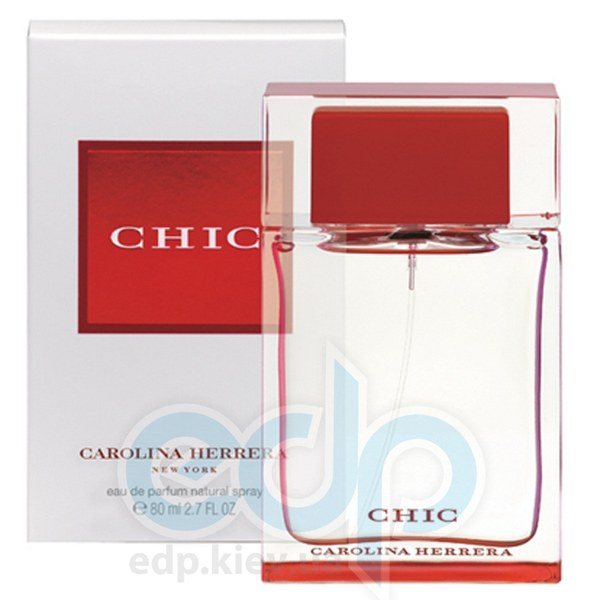 Carolina Herrera Chic - парфюмированная вода - 50 ml