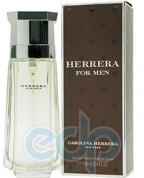 Carolina Herrera Herrera for men - туалетная вода - 30 ml