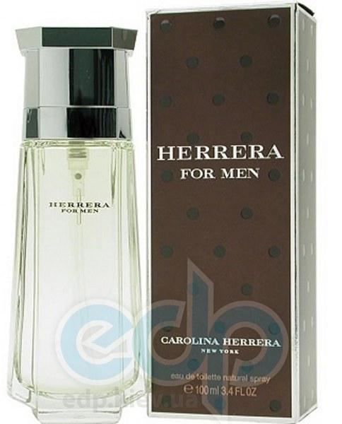 Carolina Herrera Herrera for men - туалетная вода - 50 ml