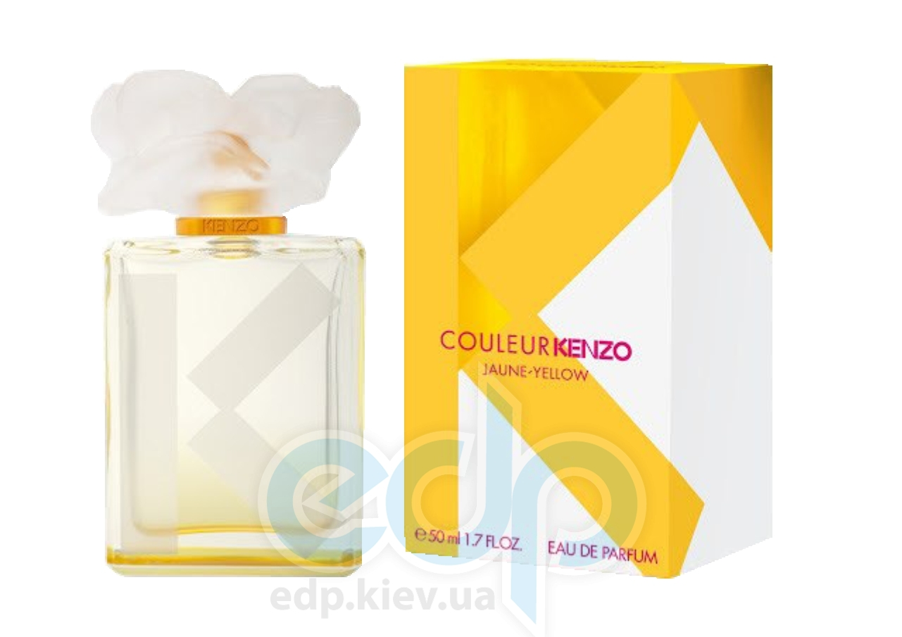 Couleur Kenzo Jaune Yellow Kenzo - парфюмированая вода - 50 ml