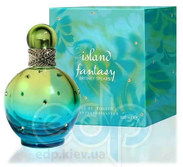 Britney Spears Fantasy Island - туалетная вода - 50 ml