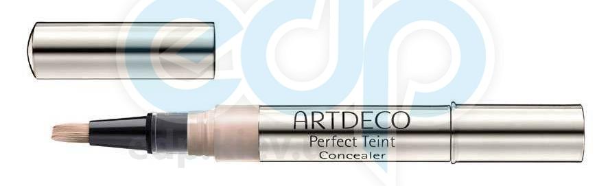 Крем маскирующий с кисточкой Artdeco - Perfect Teint Concealer №3 Refreshing Rose