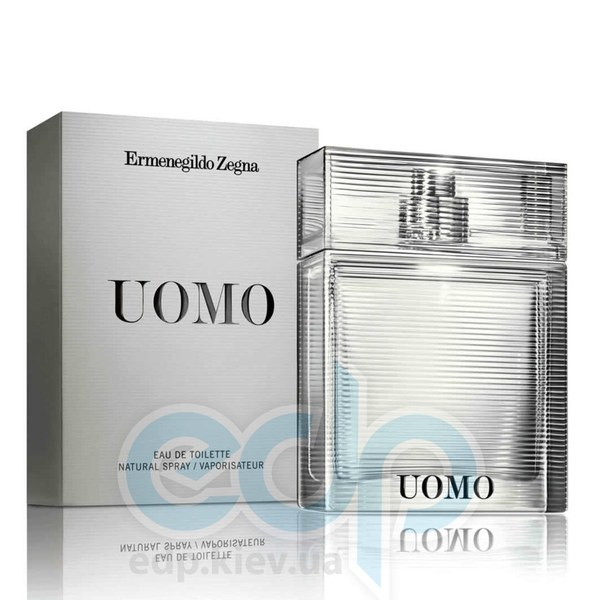 Ermenegildo Zegna Uomo - туалетная вода - 100 ml