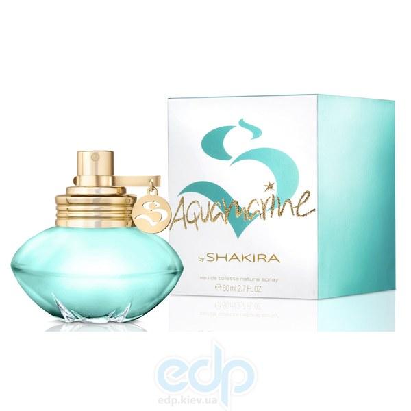 Shakira S by Shakira Aquamarine - туалетная вода - 50 ml
