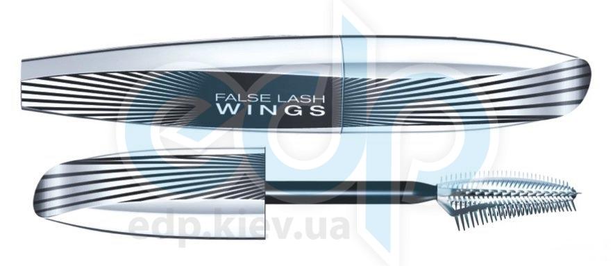 Тушь с эффектом накладных ресниц Loreal - False Lash Wings - 7 ml черный