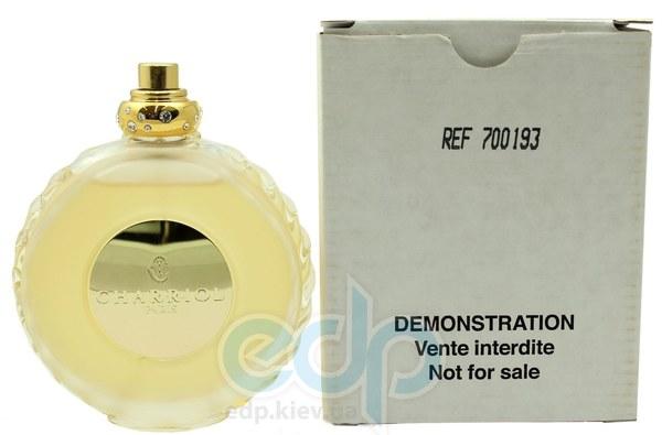 Charriol Eau De Parfum - парфюмированная вода - 100 ml TESTER