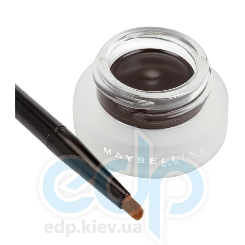 Подводка для глаз гелевая Maybelline - EyeStudio Lasting Drama Gel Eyeliner 24h №01 Насыщенный черный - 4.5 g