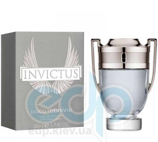 Paco Rabanne Invictus - туалетная вода - 50 ml