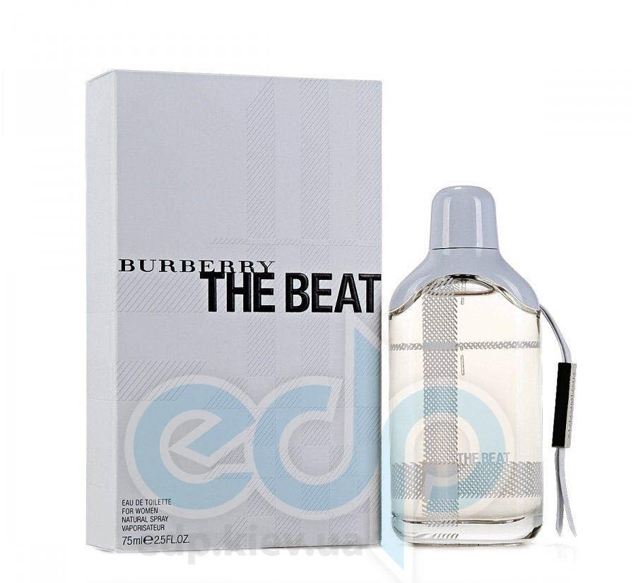 Burberry The Beat - туалетная вода - 75 ml new