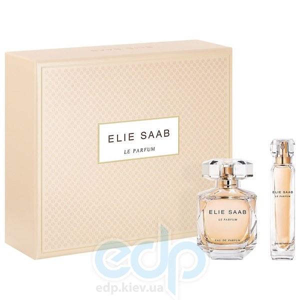 Le Parfum Elie Saab - Набор (парфюмированная вода 50 + mini 10 ml)