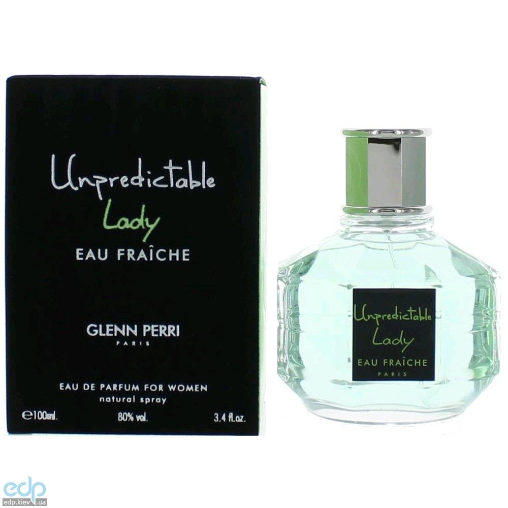 Glenn Perri Unpredictable Lady Eau Fraiche