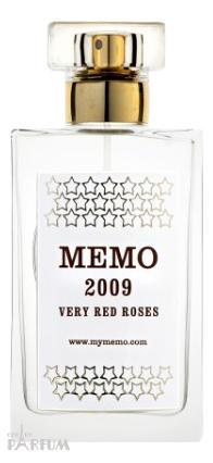 Memo 2009 Very Red Roses