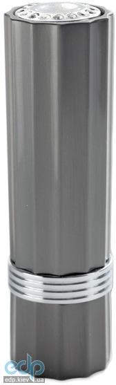 Pierre Cardin - Зажигалка газовая пьезо, со стразами черный никель (арт. MFH-273-06)
