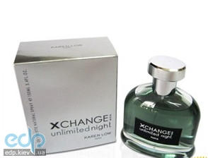 Karen Low X-Change Unlimited Night Men - туалетная вода - 100 ml