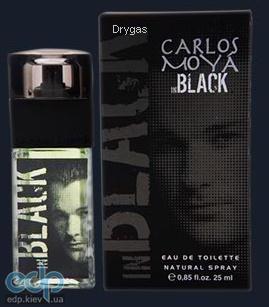 Carlos Moya in Black