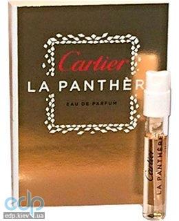 Cartier La Panthere - парфюмированная вода - пробник (виалка) 1.5 ml