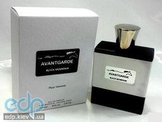 My Perfumes Avantgarde Black Mountain