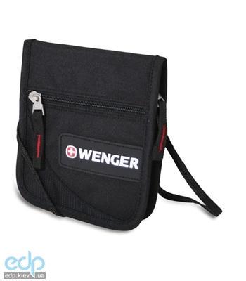 Wenger - Кошелек на шею Neck wallet черный/красный (арт. 18312168)