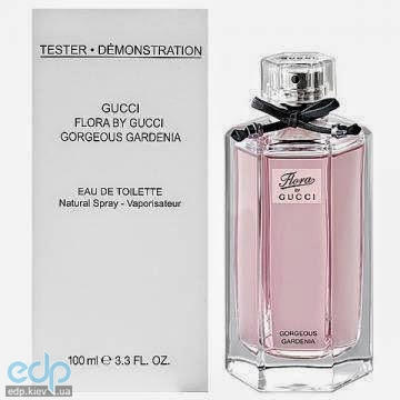Flora by Gucci Gorgeous Gardenia - туалетная вода - 100 ml TESTER