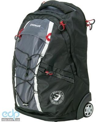 Wenger - Рюкзак на колесах черный /серый 60 х 35 х 50 см (арт. 3053204461)
