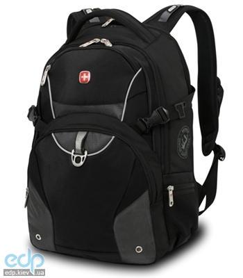 Wenger - Рюкзак черный/серый 34 х 17 х 47 см объем 26 л (арт. 3263204410)