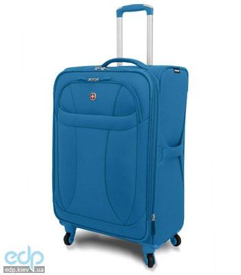 Wenger - Чемодан NEO LITE синий 74 х 48 х 27 см полиэстер объем 95 л (арт. 72083329)