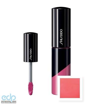 Shiseido - Блеск для губ увлажняющий, с эффектом сияния Laсquer Lip Gloss OR 303 - 7.5 ml