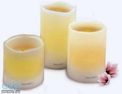 Rondell - Набор из 3-х свечей Работают от батареек. Пульт + Три свечи (арт.RDP-803)