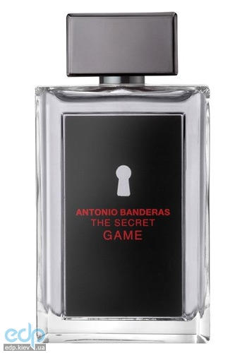 Antonio Banderas The Secret Game - туалетная вода - 100 ml TESTER