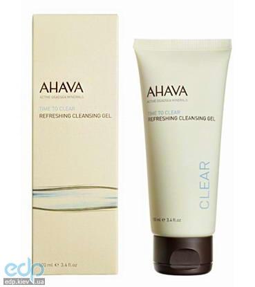 Гели для лица Ahava