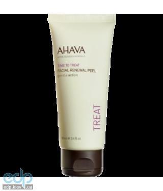 Ahava - Средство мягкое восстанавливающее отшелушивающее для лица - Facial Renewal Peel Gentle Action - 100 ml