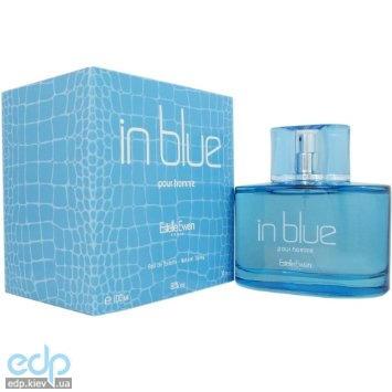 Estelle Ewen In Blue Pour Homme