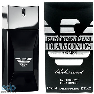 Giorgio Armani Emporio Armani Diamonds Black Carat for Him