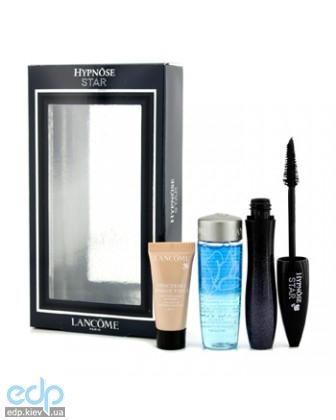 Lancome - Hypnose Star Набор (Тушь для ресниц объемная Hypnose Star Extra Black 6.5 g+карандаш для век Le Crayon Khol 01 0.7 ml+средство для снятия макияжа 30 ml)