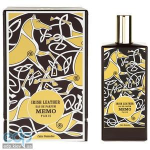 Memo Irish Leather - парфюмированная вода - 75 ml