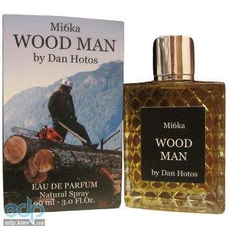 Mi6ka Wood Man by Dan Hotos