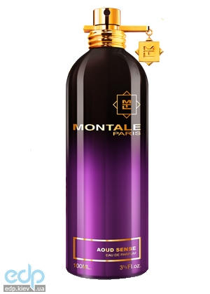 Montale Aoud Sense - парфюмированная вода - 100 ml TESTER