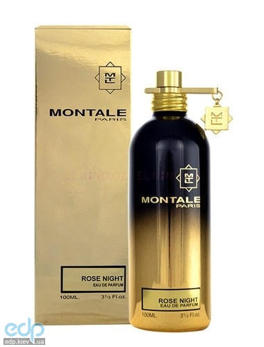 Montale Rose Night - парфюмированная вода - пробник (виалка) 2 ml