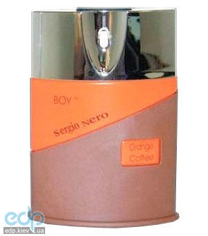 Sergio Nero Boy Orange Coffee