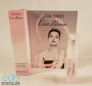 Shiseido Ever Bloom Eau de Toilette - туалетная вода - mini 0.8 ml