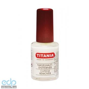 Уход за кутиколой Titania